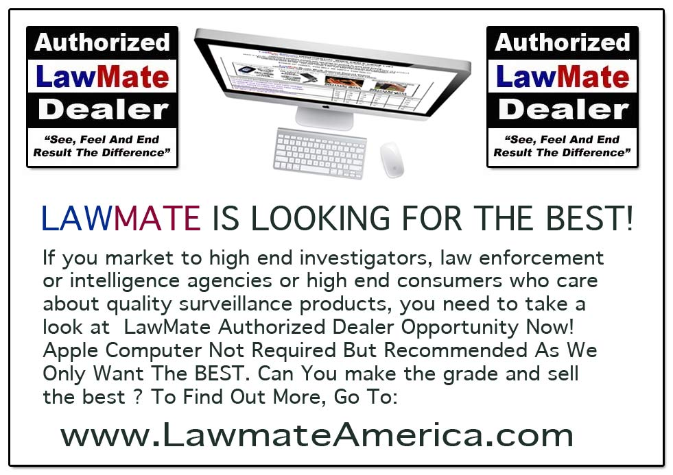 can you make the authoried Lawmate dealer grade!